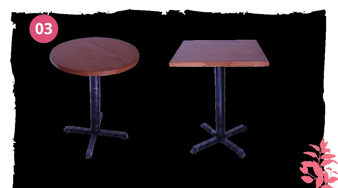Pusat Sewa Meja Terlengkap untuk Event dan EO