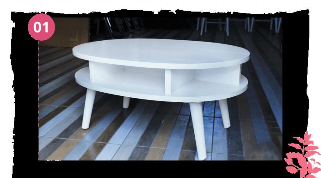 sewa coffee table kayu